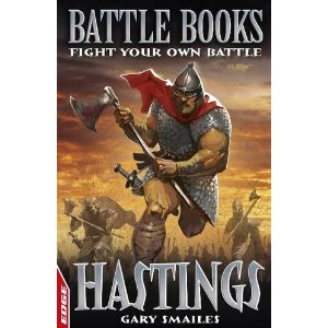 Battlebooks Hastings by Gary Smailes